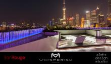 Bar Rouge Terrace - Shanghai