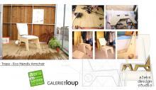 trapo armchair eco design alexandre arazola aleks design studio biennale agora bordeaux french designer guangzhou china